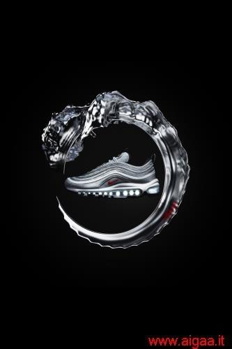Nike Air Max 97 Silver,Nike Air Max Command