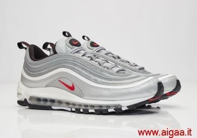nike silver air max 97 prezzo,nike silver nere e oro