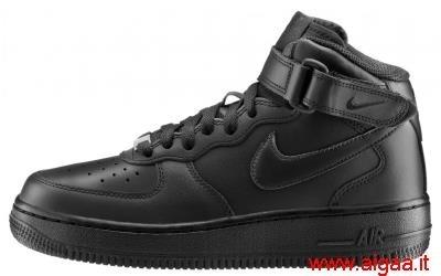 scarpe nike air force nere,scarpe nike air force alte