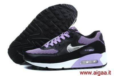 scarpe nike air max bianche e viola,nike scarpe bimbi