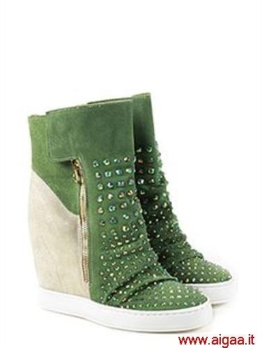 scarpe nike con zeppa e brillantini,scarpe nike con tacco a spillo