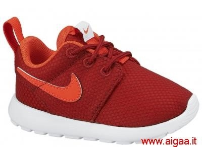 scarpe nike roshe run rosse,scarpe nike running alte