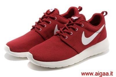 scarpe nike rosse uomo,scarpe nike rosse e bianche