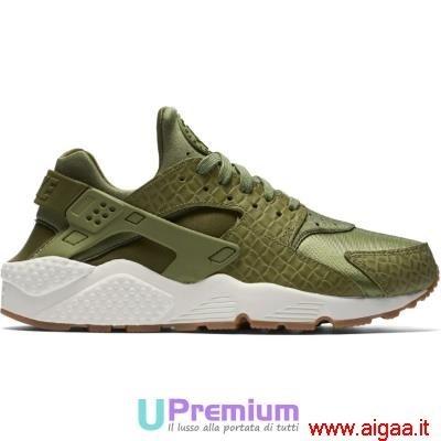 sneakers nike verde militare,sneakers nike zeppa