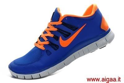 nike blu e fucsia,nike blu e arancio