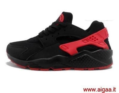 nike scarpe nere e rosa,nike scarpe nere alte