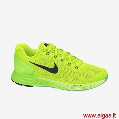 scarpe nike gialle fosforescenti,scarpe nike running gialle